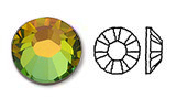 2028 Swarovski FLAT BACK NO HOTFIX